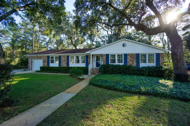 113 Fort Marion Road, Beaufort, SC 29902 (MLS #154903) :: RE/MAX Island Realty