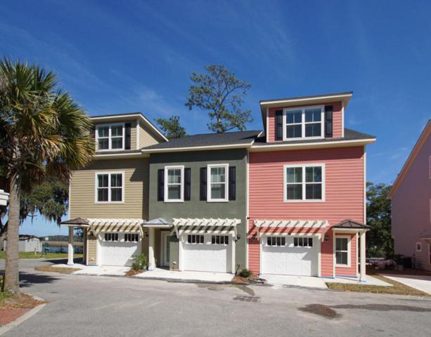 62 Battery Creek Club Drive, Beaufort, SC 29902 (MLS #154994) :: RE/MAX Coastal Realty