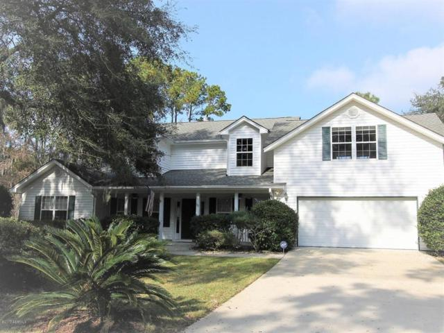170 Brickyard Point Point S, Beaufort, SC 29907 (MLS #155014) :: Marek Realty Group