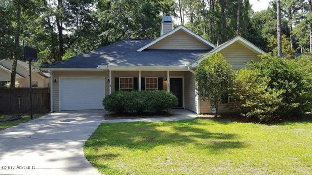 6007 Green Pond Drive, Beaufort, SC 29906 (MLS #155046) :: RE/MAX Island Realty