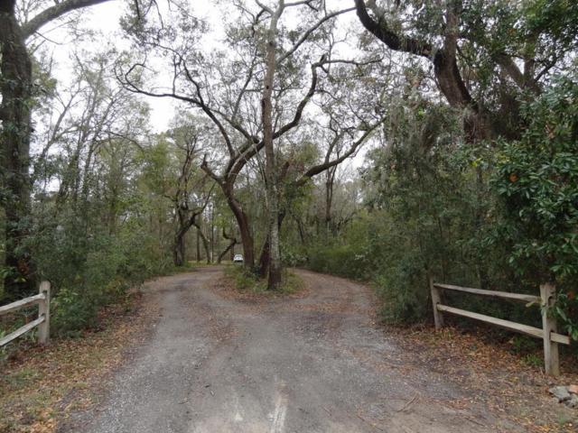 8 Loggerhead Trail, Beaufort, SC 29907 (MLS #155068) :: RE/MAX Coastal Realty
