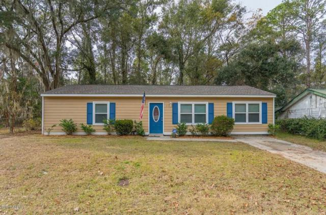 3 Twin Lakes Drive, Beaufort, SC 29902 (MLS #155108) :: RE/MAX Island Realty
