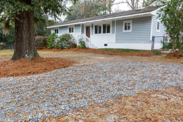 2409 South Drive, Beaufort, SC 29902 (MLS #155112) :: RE/MAX Island Realty