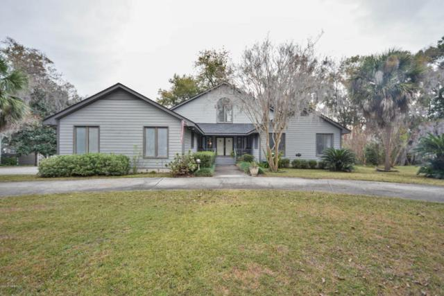 36 Seabrook Point Drive, Seabrook, SC 29940 (MLS #155140) :: RE/MAX Island Realty