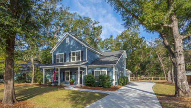 40 Laughing Gull Drive, Beaufort, SC 29907 (MLS #155209) :: RE/MAX Island Realty