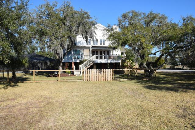 520 Broad River Drive, Beaufort, SC 29906 (MLS #155221) :: RE/MAX Island Realty