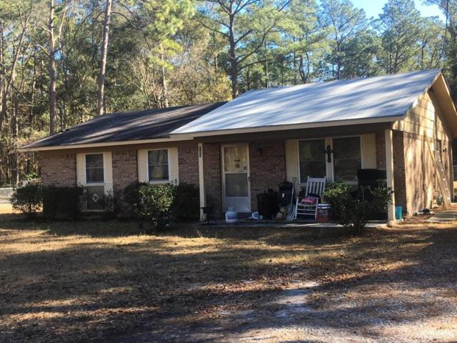 183 Bay Pines Road, Beaufort, SC 29906 (MLS #155316) :: RE/MAX Island Realty