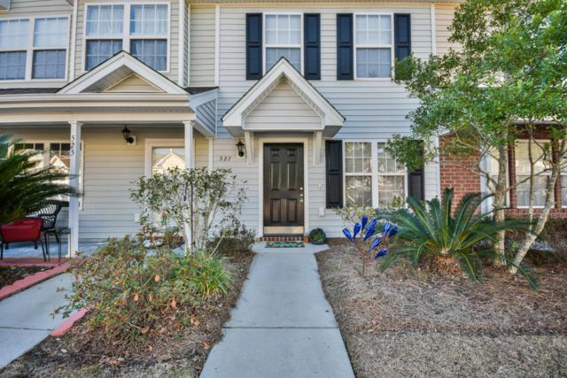 527 Candida Drive, Beaufort, SC 29906 (MLS #155330) :: RE/MAX Island Realty