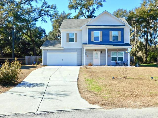 41 Spearmint Circle, Beaufort, SC 29906 (MLS #155368) :: RE/MAX Island Realty