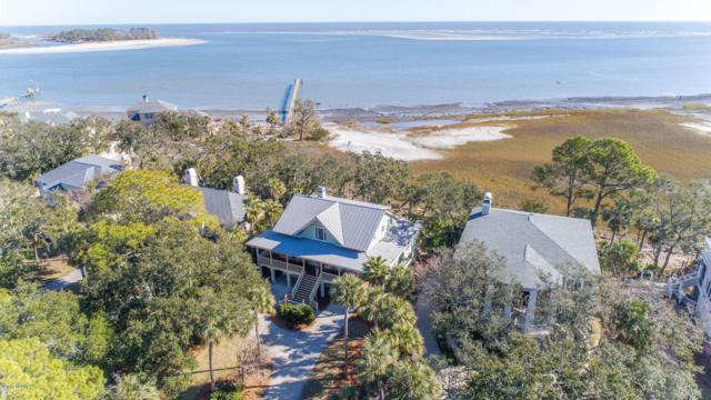 9 River Club Drive, Fripp Island, SC 29920 (MLS #155371) :: RE/MAX Coastal Realty
