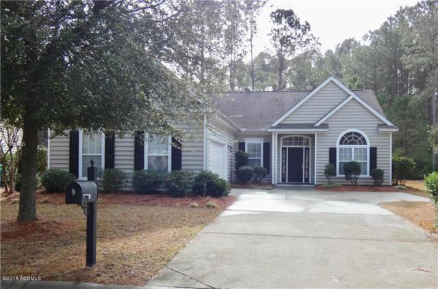 9 Stones Throw Court, Bluffton, SC 29910 (MLS #155398) :: RE/MAX Island Realty