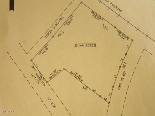 900 Elm Street W, Hampton, SC 29924 (MLS #155503) :: RE/MAX Island Realty