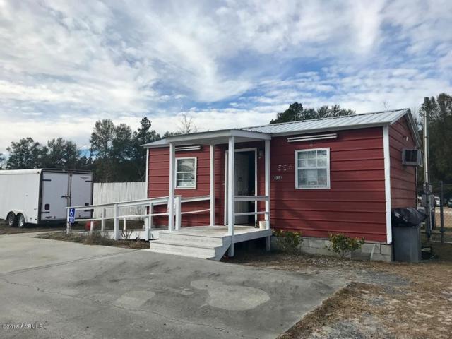 554 Sniders Highway, Walterboro, SC 29488 (MLS #155542) :: RE/MAX Island Realty