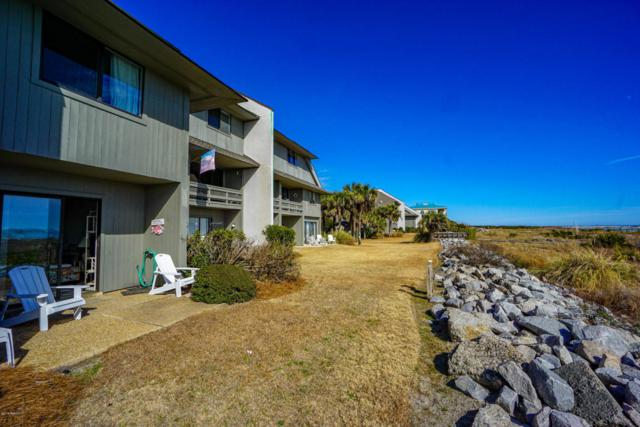 415 Capt John Fripp  - 50% Share, Fripp Island, SC 29920 (MLS #155557) :: RE/MAX Coastal Realty