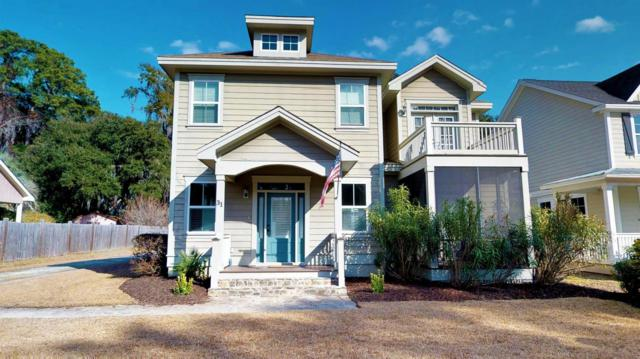 31 Sommer Lake Drive, Beaufort, SC 29902 (MLS #155572) :: RE/MAX Island Realty
