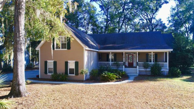 22 Barnwell Drive, Beaufort, SC 29907 (MLS #155588) :: RE/MAX Island Realty