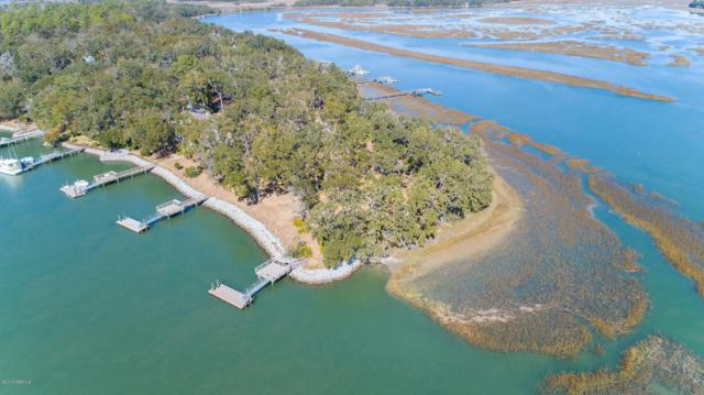 16 & 20 Claires Point Road, Beaufort, SC 29907 (MLS #155649) :: RE/MAX Island Realty