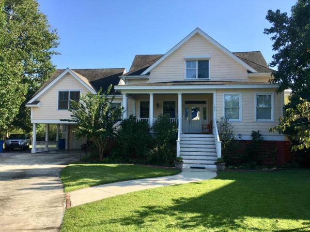 108 Palmer Lane, Beaufort, SC 29902 (MLS #155660) :: RE/MAX Island Realty