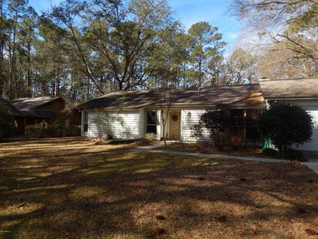 43 Wade Hampton Drive, Beaufort, SC 29907 (MLS #155669) :: Marek Realty Group