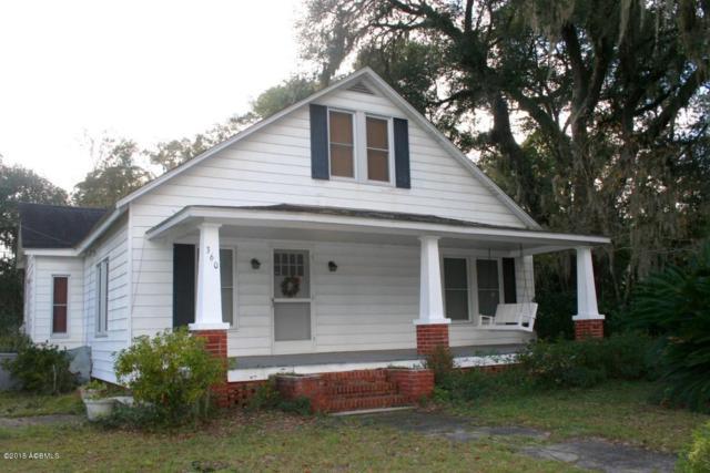 360 E Wilson Street, Ridgeland, SC 29936 (MLS #155676) :: RE/MAX Coastal Realty