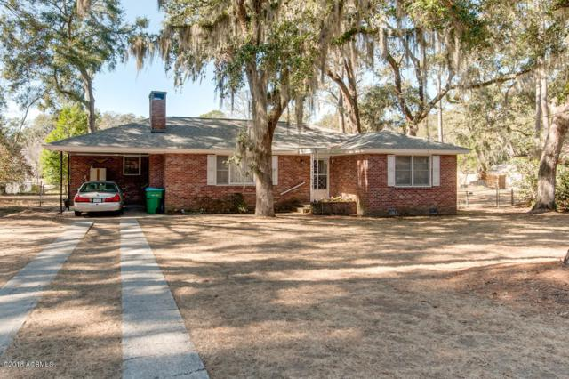 514 Center Drive W, Beaufort, SC 29902 (MLS #155690) :: RE/MAX Island Realty