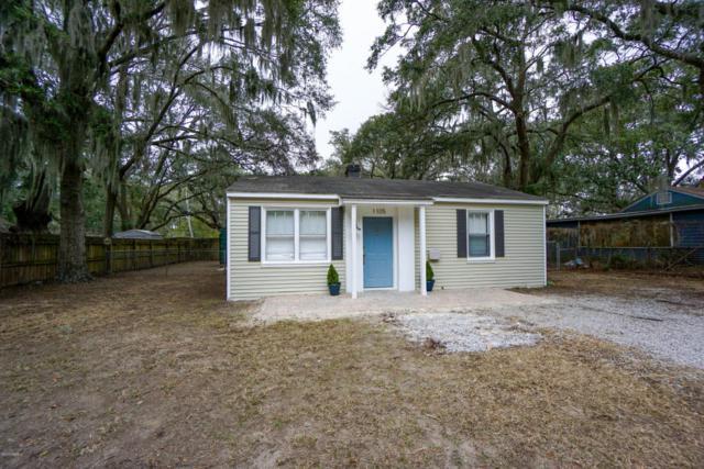 1105 Woodward Avenue, Beaufort, SC 29902 (MLS #155696) :: RE/MAX Coastal Realty