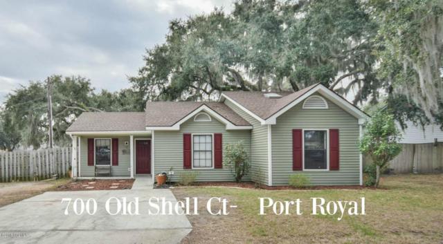 700 Old Shell, Port Royal, SC 29935 (MLS #155719) :: Marek Realty Group