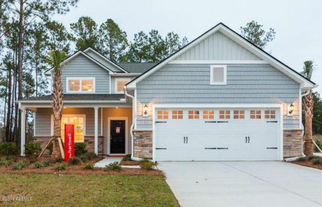 11 Wando Place, Beaufort, SC 29906 (MLS #155733) :: RE/MAX Island Realty
