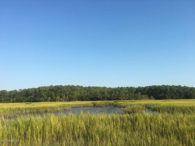 158 Eddings Point Road, St. Helena Island, SC 29920 (MLS #155736) :: RE/MAX Island Realty