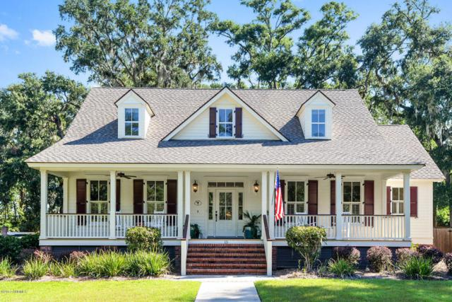 15 Timber Trail, Beaufort, SC 29907 (MLS #155834) :: Marek Realty Group