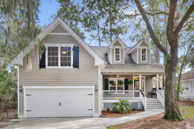 64 Tuscarora Avenue, Beaufort, SC 29907 (MLS #155835) :: Marek Realty Group