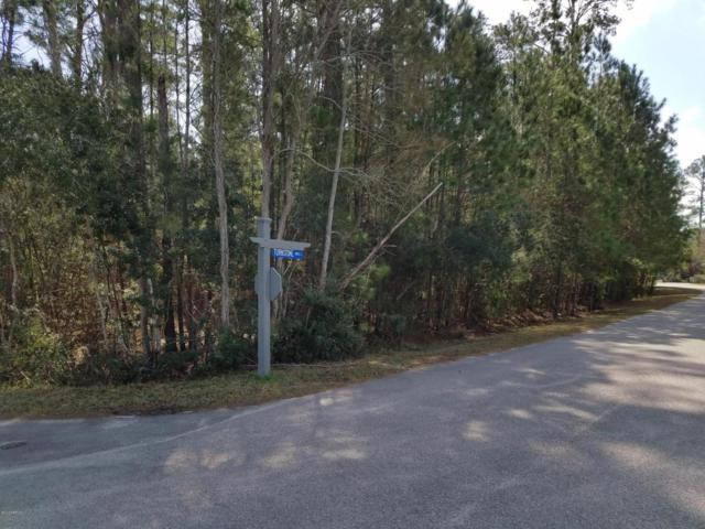 1 Turnstone Drive S, Beaufort, SC 29907 (MLS #155858) :: RE/MAX Island Realty