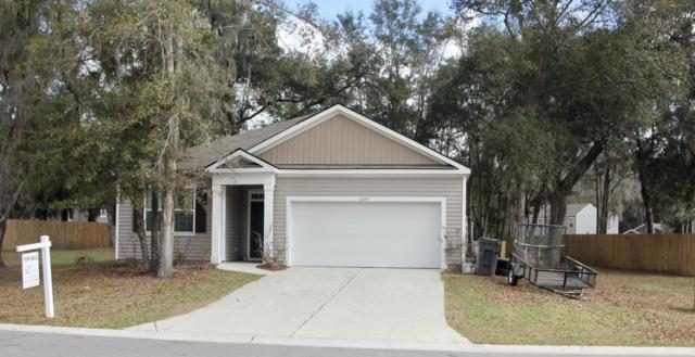 4897 Tidal Walk Lane, Beaufort, SC 29907 (MLS #155919) :: RE/MAX Coastal Realty