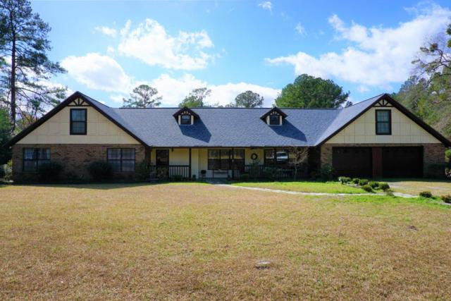 30 Minnow Lane, Ridgeland, SC 29936 (MLS #155926) :: RE/MAX Coastal Realty