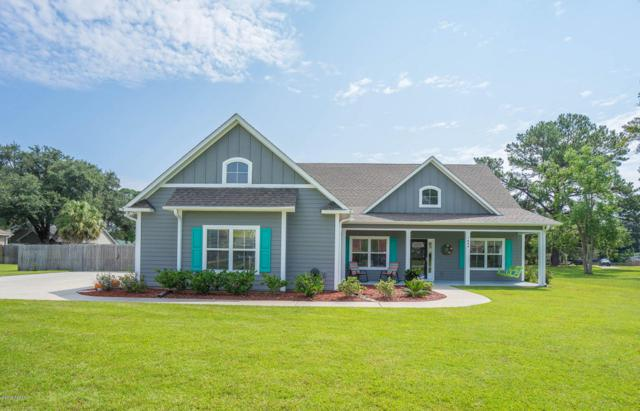 1006 Wolverine Drive, Beaufort, SC 29902 (MLS #155938) :: RE/MAX Coastal Realty