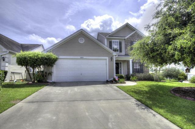 2209 Blakers Boulevard, Bluffton, SC 29909 (MLS #155964) :: RE/MAX Coastal Realty
