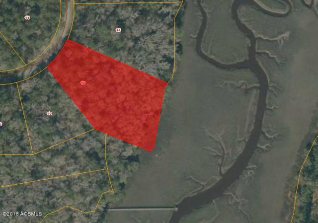 12 Blake Lane, Seabrook, SC 29940 (MLS #155972) :: RE/MAX Island Realty