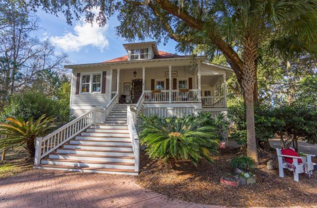80 Jasmine Hall Road, Seabrook, SC 29940 (MLS #155986) :: RE/MAX Coastal Realty