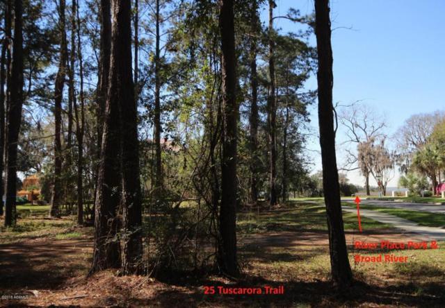 25 Tuscarora Trail, Beaufort, SC 29906 (MLS #155994) :: RE/MAX Coastal Realty