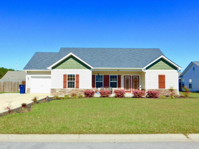 24 Mint Farm Drive, Beaufort, SC 29906 (MLS #156046) :: RE/MAX Coastal Realty