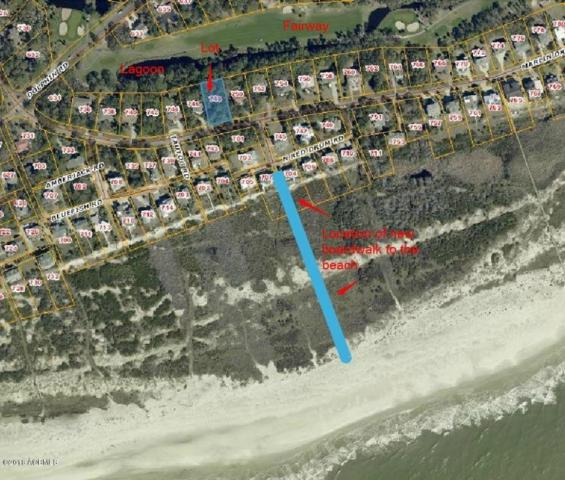748 Marlin Drive, Fripp Island, SC 29920 (MLS #156083) :: RE/MAX Coastal Realty
