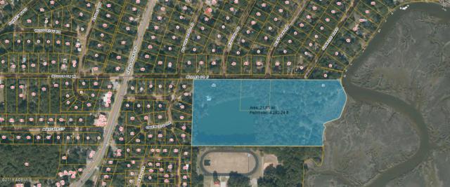 50 Miller Drive E, Beaufort, SC 29907 (MLS #156086) :: RE/MAX Coastal Realty