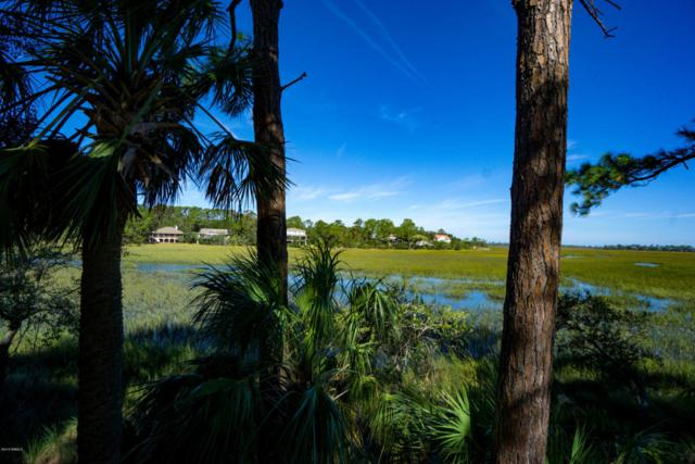 820 Speckled Trout Road, Fripp Island, SC 29920 (MLS #156098) :: RE/MAX Coastal Realty
