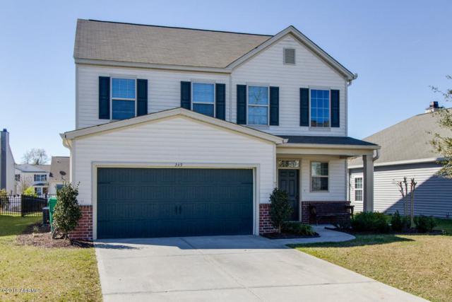 249 Pickett Mill Boulevard, Bluffton, SC 29909 (MLS #156192) :: RE/MAX Coastal Realty