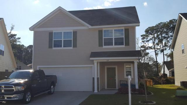 120 Glory Road, Beaufort, SC 29906 (MLS #156195) :: RE/MAX Island Realty