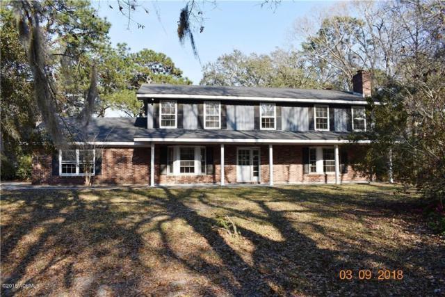 83 James F Byrnes Street, Beaufort, SC 29907 (MLS #156197) :: RE/MAX Coastal Realty