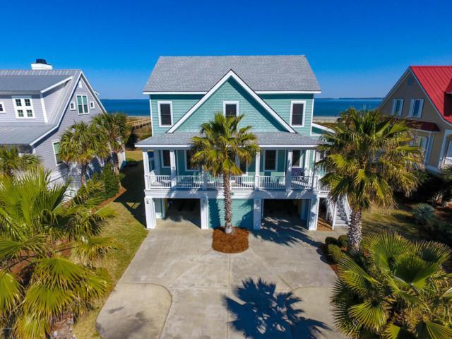 158 Harbor Drive N, St. Helena Island, SC 29920 (MLS #156227) :: RE/MAX Coastal Realty