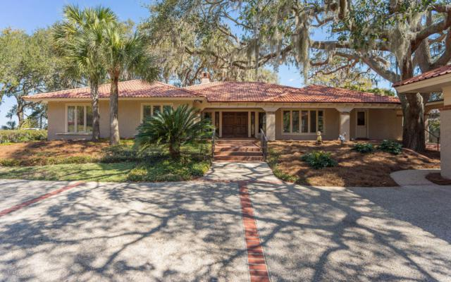 136 Spanish Point Drive, Beaufort, SC 29902 (MLS #156228) :: RE/MAX Coastal Realty