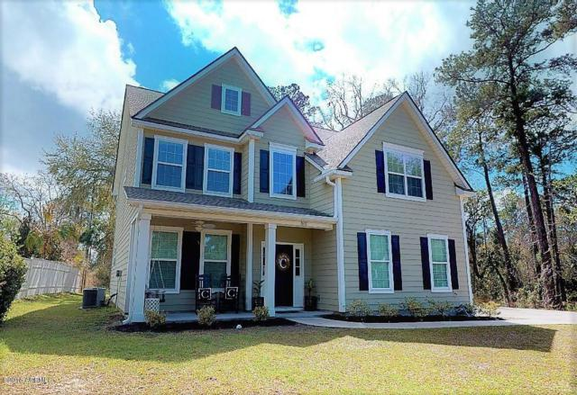 1051 Otter Circle, Beaufort, SC 29902 (MLS #156240) :: RE/MAX Island Realty