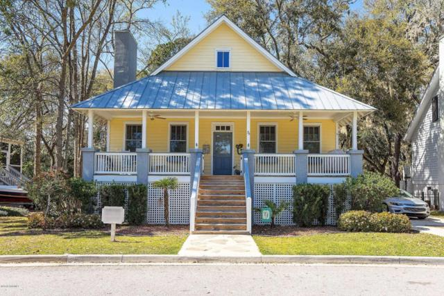 75 Bostick Circle, Beaufort, SC 29902 (MLS #156246) :: RE/MAX Island Realty
